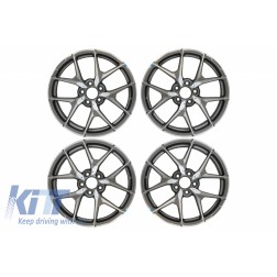 Alloy Wheels suitable for MERCEDES Benz R18 Inch 5x112 Mod 507 Edition Gun Grey