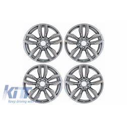Alloy Wheels suitable for BMW Audi R19 Inch 5x120 Mod New GR Coupe Antracit