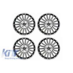 Alloy Wheels KESKIN KT15 SPEED 8xR18 ET45 5x112 CB66.6 Palladium Front Polish