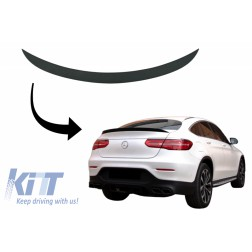 Trunk Boot Spoiler suitable for MERCEDES GLC C253 Coupe (2015-Up)