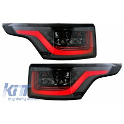 LED LightBar Taillights suitable for Rover Range Sport L494 (2013-2017) Facelift Look