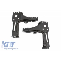 Head Lamp mounting brackets support Suitable for Land Rover Range Rover Vogue L322 (2002-2009) Conversion Pack