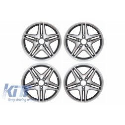 Alloy Wheels suitable for Mercedes Benz 17 Inch 5x112