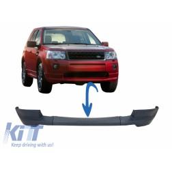 Dynamic Front Bumper Lower Lip Spoiler suitable for Land Rover Freelander 2 L359 Facelift (2011-2014)