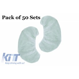 Pack of 50 sets Small Boots 100% POLYPROPYLENE
