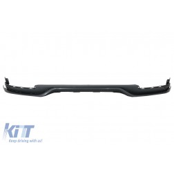 Front Bumper Lip suitable for BMW X5 (F15) (2014-2018) Aero Package M Performance Design
