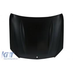 Front Hood Bonnet Suitable for Mercedes C-Class W205 S205 C205 A205 (2014-2020) C63 Design