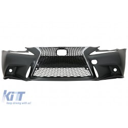 Front Bumper suitable for LEXUS IS F Sport Facelift XE30 MY2021 (2014-2016) Design
