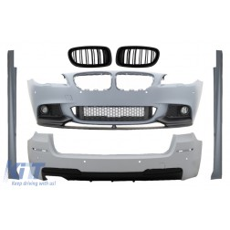 Body Kit with Central Grilles suitable for BMW 5 Series F11 Touring (2011-2013) M-Performance Design