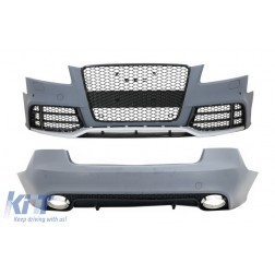 Body Kit suitable for Audi A5 8T Pre Facelift Coupe / Cabrio (2008-2011) RS5 Design