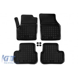 Floor mat black suitable for Land Rover Discovery Sport 2014-Up
