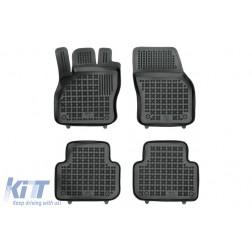 Floor mats black fit to: Audi Q3 II 2018 -, Audi Q3 Sportback 2019 -