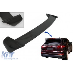 Tunk Roof Spoiler Wing suitable for Porsche Cayenne 958 II SUV (2015-2017) Carbon Fiber