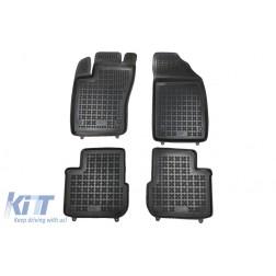 Floor Mat Rubber Black suitable for Fiat TIPO Sedan (2015-)