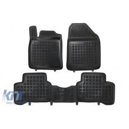 Floor Mat Rubber suitable for Hyundai IONIQ (2016-)