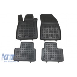 Floor Mat Black suitable for Renault TALISMAN (2015-)