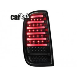 CARDNA LED TAIL suitable for DACIA DUSTER LIGHTBAR BLACK- RD02LBS