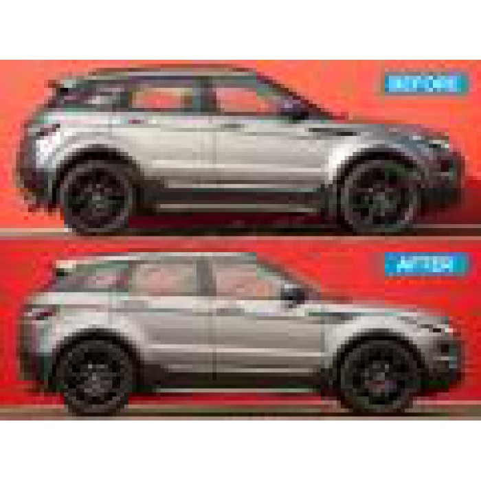 Range Rover Evoque Suspesion Lowering kit 35MM  4wd 2.0 Si4  2.2TD4  2.2 SD4
