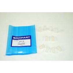 .Nut Square Plastic Insert (Britpart) CZA4705L *Pack Of 10*