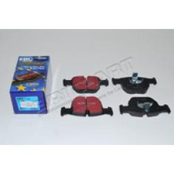 Brake Pads L322 02-05 (EBC) SFC500080 SFC500050  DA3303