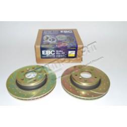 Brake Discs EBC (FRC7329) DA4165