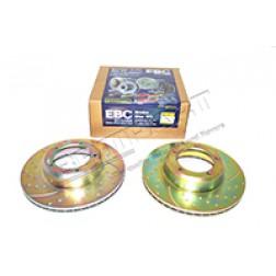 Brake Discs (EBC) FTC902 LR017952  DA4151