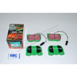 Brake Pad Set Front EBC Green Stuff (STC9191) DA4157