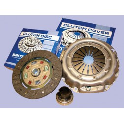 Clutch Kit (3-piece & Fork) Britpart STC8358KIT LR009366KIT DA5551KIT