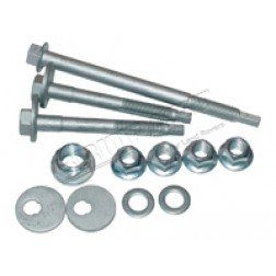 .Lower Suspension Arm Front Bolt Kit D3/4 RRS (Britpart OEM) DA7205 ML172 TF7205