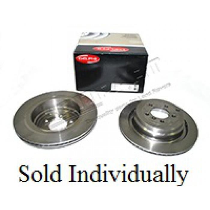 Disco freno posteriore 06- (Delphi) SDB500201AP SDB500202AP LR017804AP LR031844AP