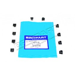 .Nut Captive Plastic Square Fitting (OEM) RTC3745 *Pack Of 10*