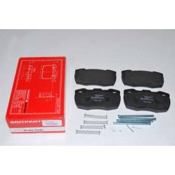 Brake Pad Set Front (Britpart XS) Defender 90/1990 Onwards - 110/1986 Onwards SFP000260G STC2952G