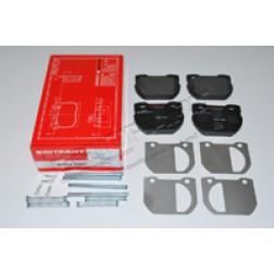 Brake Pad Set Rear (Britpart XS) Defender 90/110 1987-2006 SFP000280G