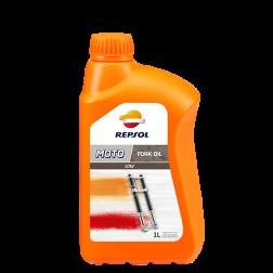 Huile Fourche Moto Repsol Fork Oil 10W