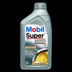 Huile moteur Mobil 1 Super 3000 X1 5W40