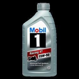 Huile moteur Mobil Racing 4T 15W50