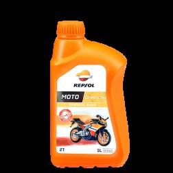 Huile Moteur Moto Repsol Competicion 2T