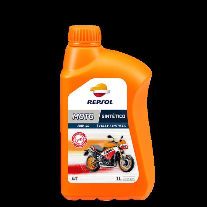 Huile Moteur Moto Repsol Sintetico 4T 10W40