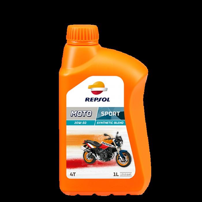 Huile Moteur Moto Repsol Sport 4T 20W50