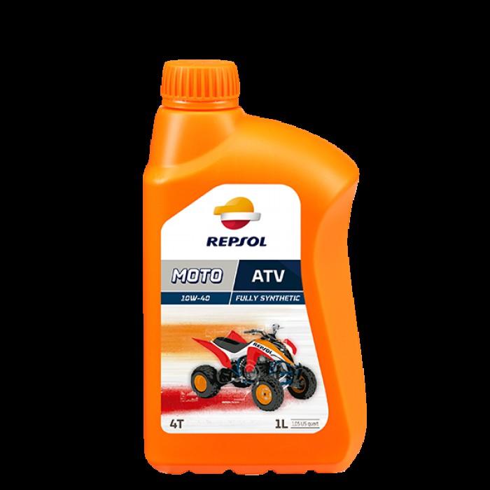 Huile Moteur Quad Repsol ATV 4T 10W40