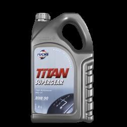 Huile Transmission Fuchs Titan Super Gear 80W90