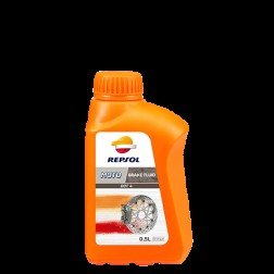 Liquide Freins Moto Repsol Brake Fluid DOT 4