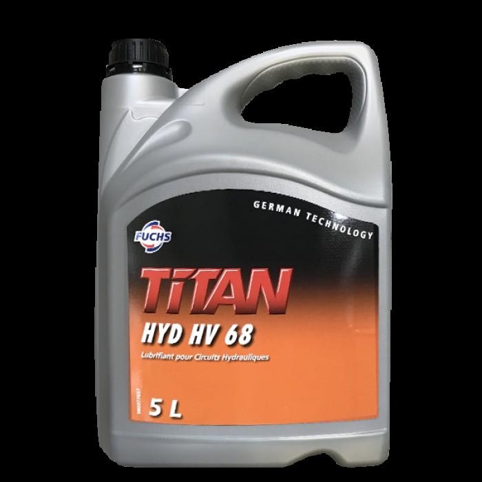 Lubrifiant Fuchs Titan HYD HV 68